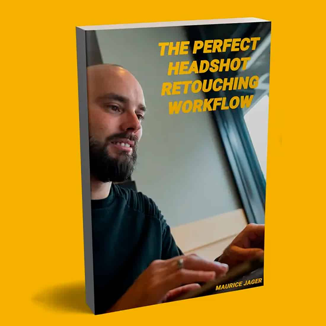 THE PERFECT HEADSHOT RETOUCHING WORKFLOW