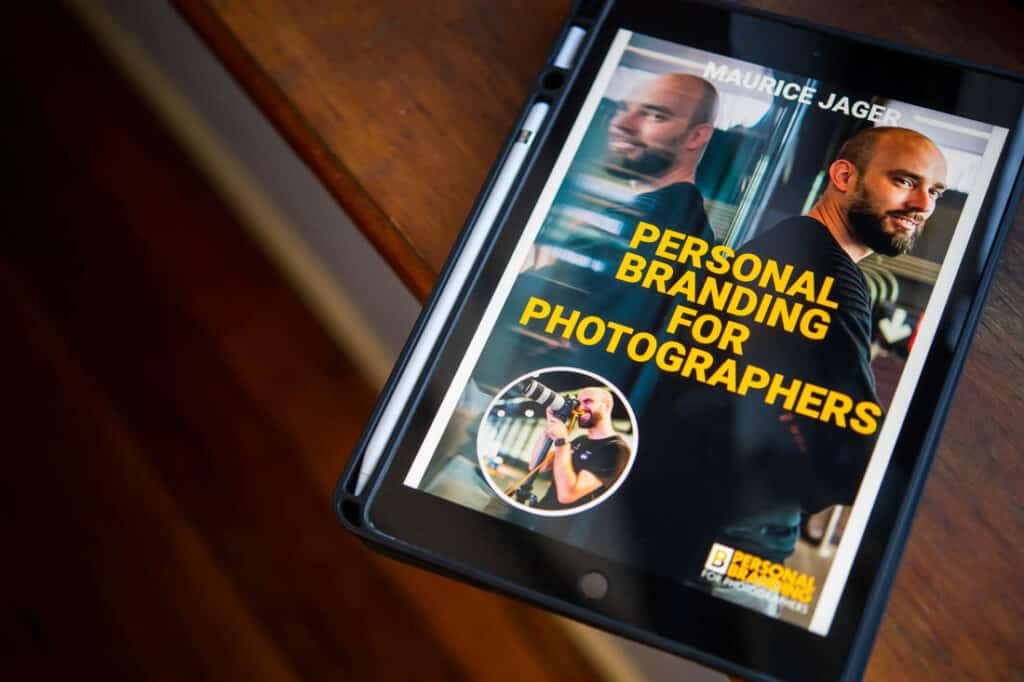 Personal Branding for Photographers Book