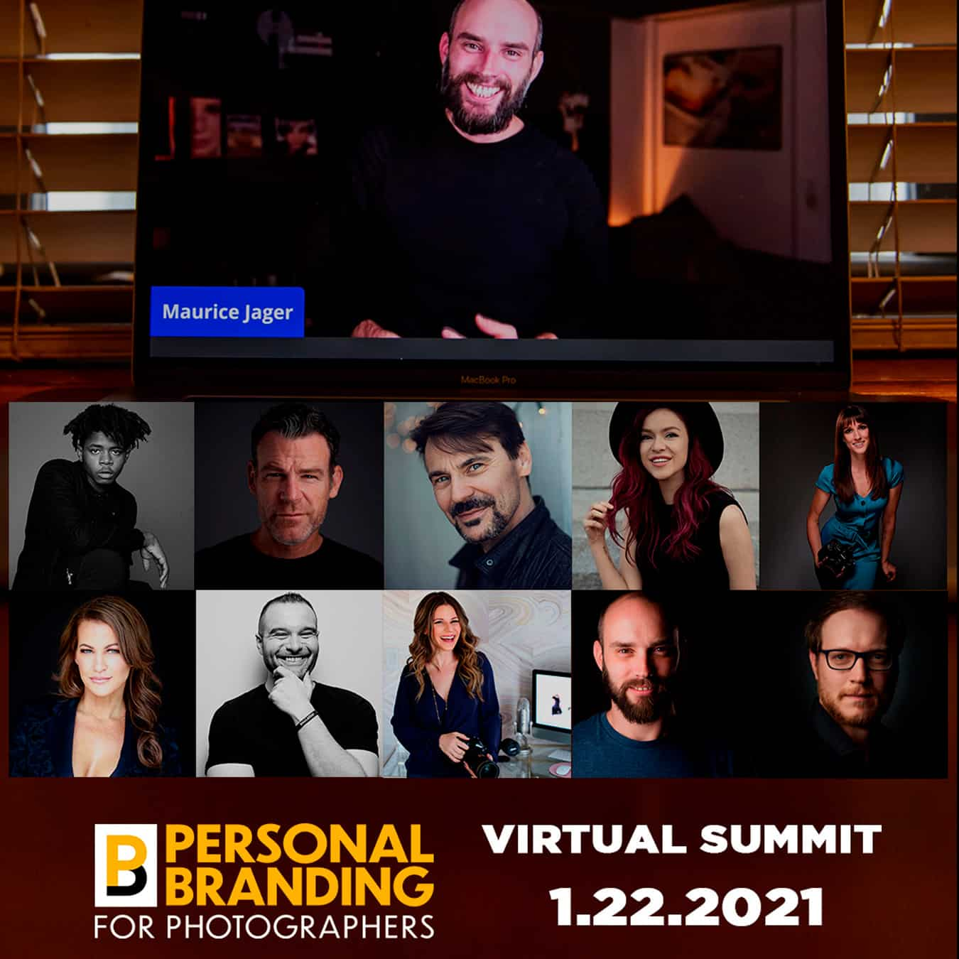 PERSONAL BRANDING FOR PHOTOGRAPHERS - VIRTUAL SUMMIT JANUARY 2021