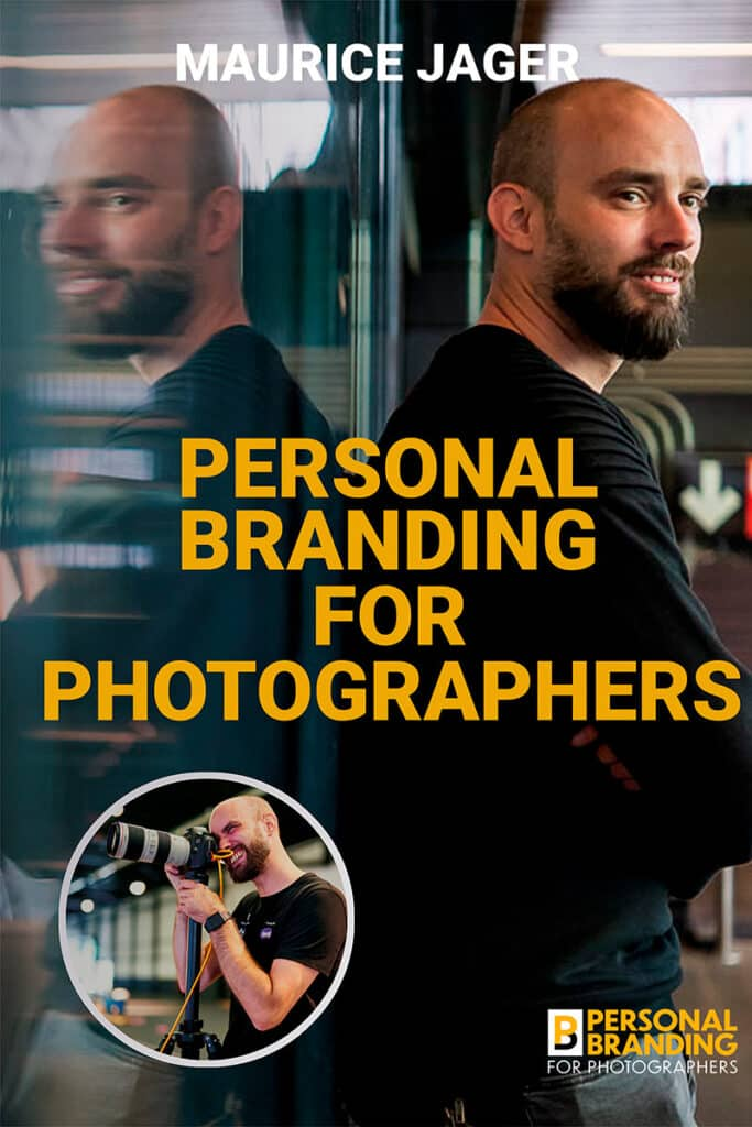 Personal Branding for Photographers Book Cover
